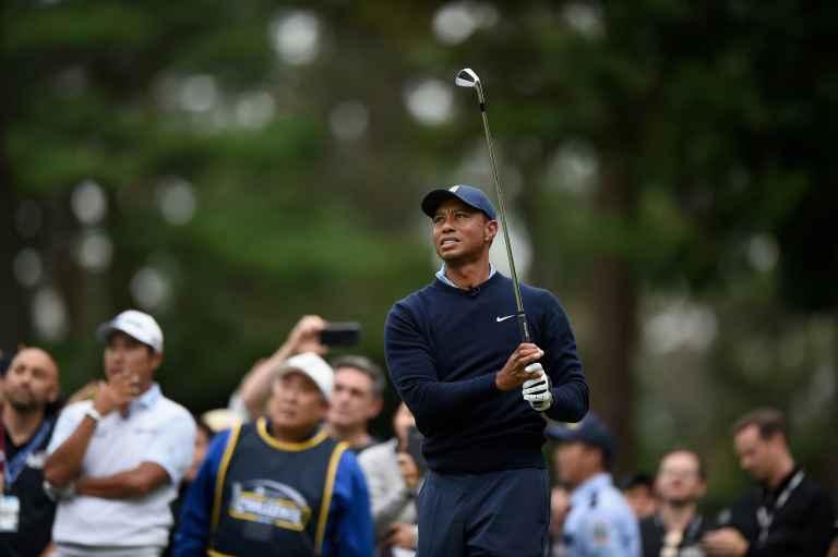Tiger Woods relishing Torrey Pines return