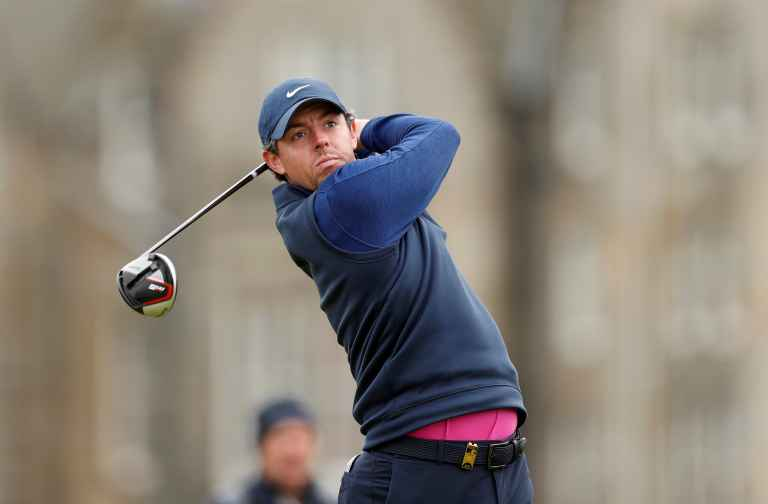 Rory McIlroy unfazed by chance at world No.1 spot