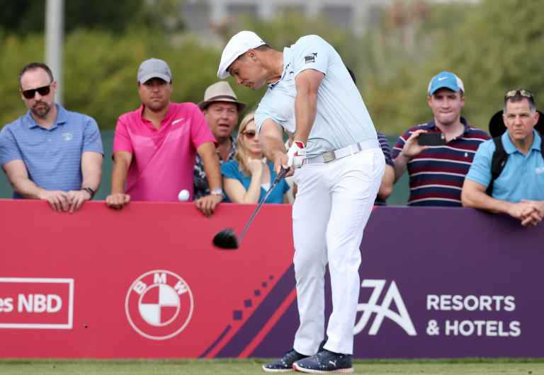 Bryson DeChambeau given slow play warning before collapse in Dubai