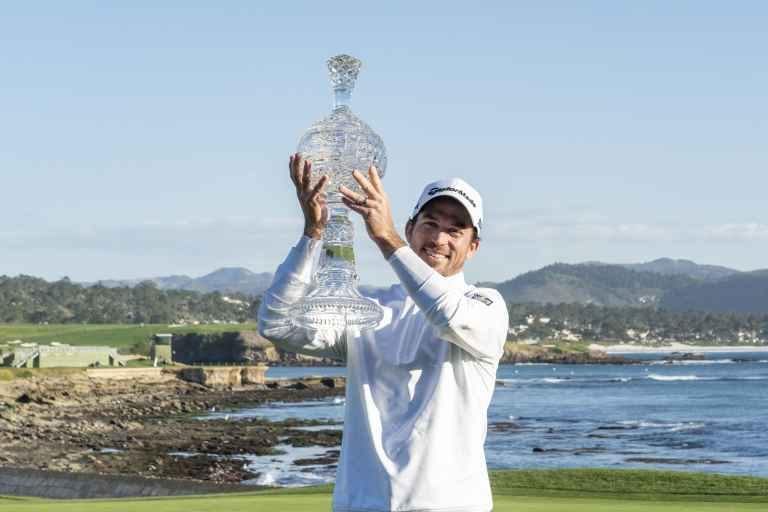 Nick Taylor captures second PGA Tour title at AT&T Pebble Beach Pro Am