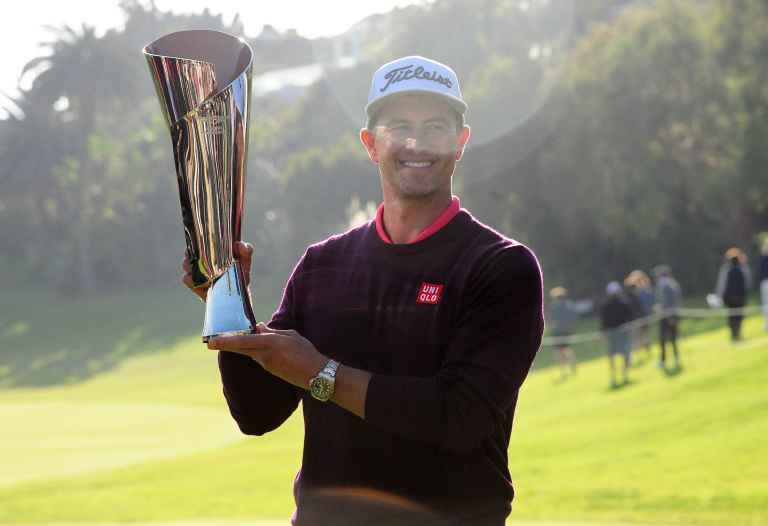 Adam Scott wins star-studded Genesis Invitational