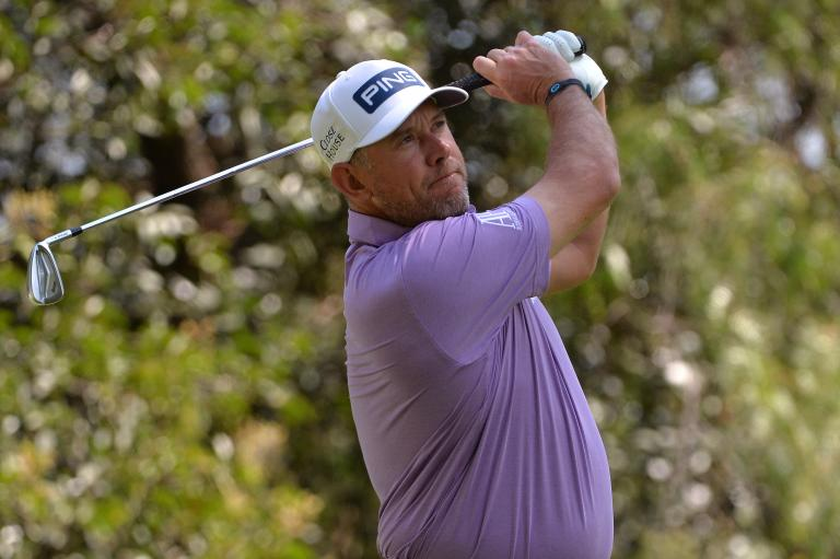 """Lee Westwood says golf is """"dominated by White people"""""""