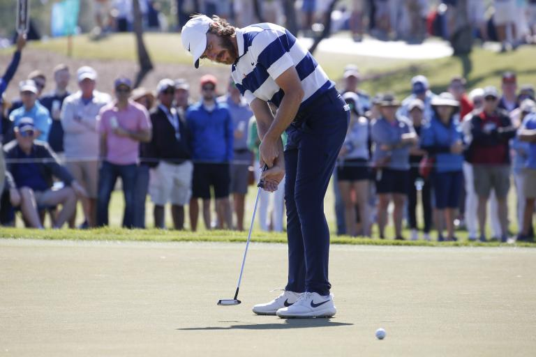 """Tommy Fleetwood """"no hard feelings"""" with Rory McIlroy"""