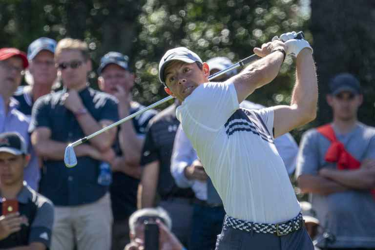 Rory McIlroy and Tiger Woods star in new TaylorMade challenge