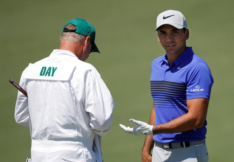 Jason Day splits with long-time golf coach Colin Swatton