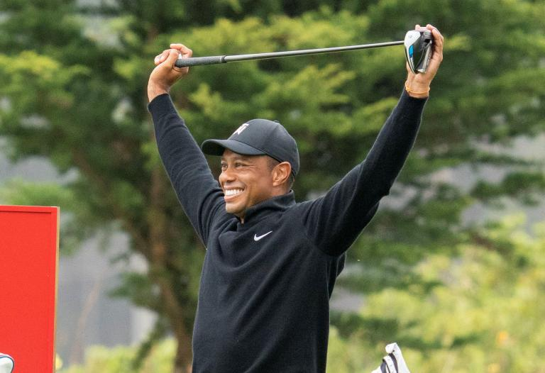 Golf fans react as Tiger Woods' son Charlie wins AGAIN