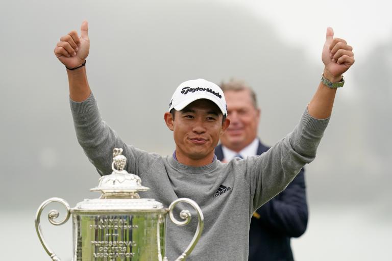 Collin Morikawa: a new star is born after PGA Championship success
