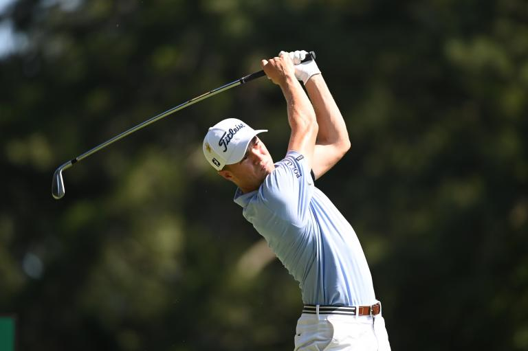 Justin Thomas named PGA of America's Player of the Year