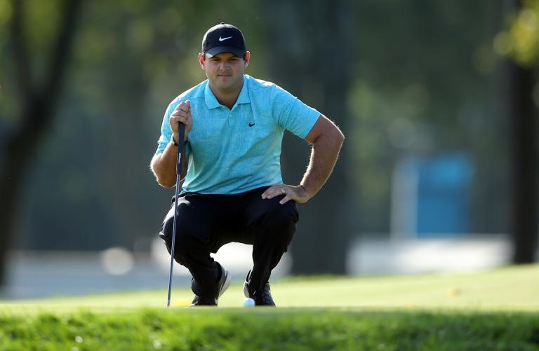 Patrick Reed praised by golf fans for committing to BMW PGA Championship