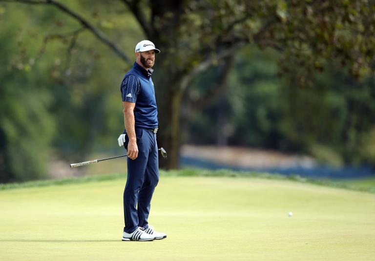 Dustin Johnson pulls out of Zozo Championship