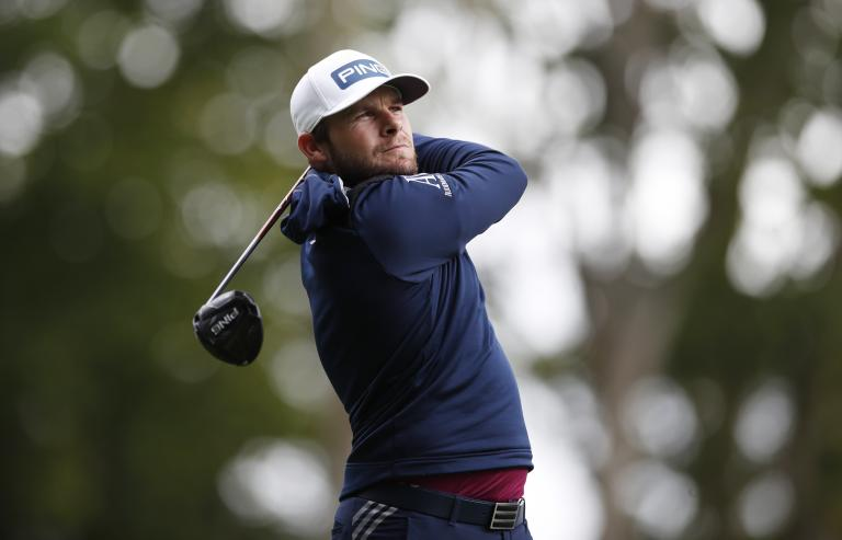 Tyrrell Hatton leads PGA Championship ahead of final round