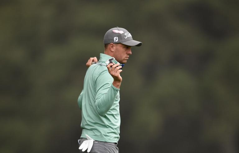 """Justin Thomas admits finding his """"killer instinct"""" is difficult without fans"""