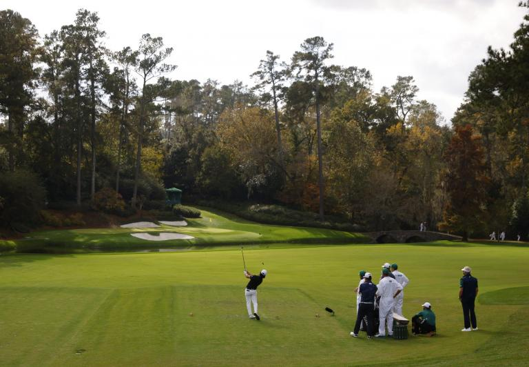 Golf fans debate how much they would pay to play Augusta National