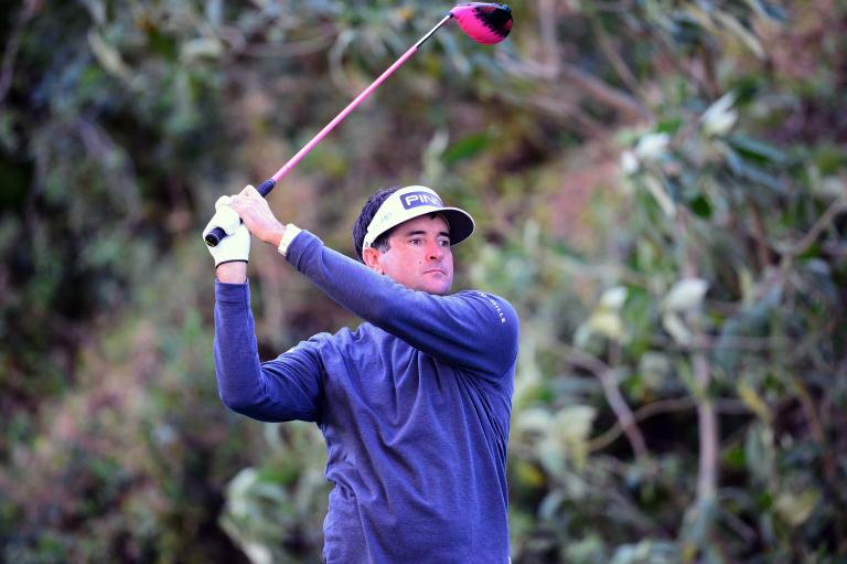 """Bubba Watson opens up about his mental health struggles: """"It's OK not to be OK"""""""