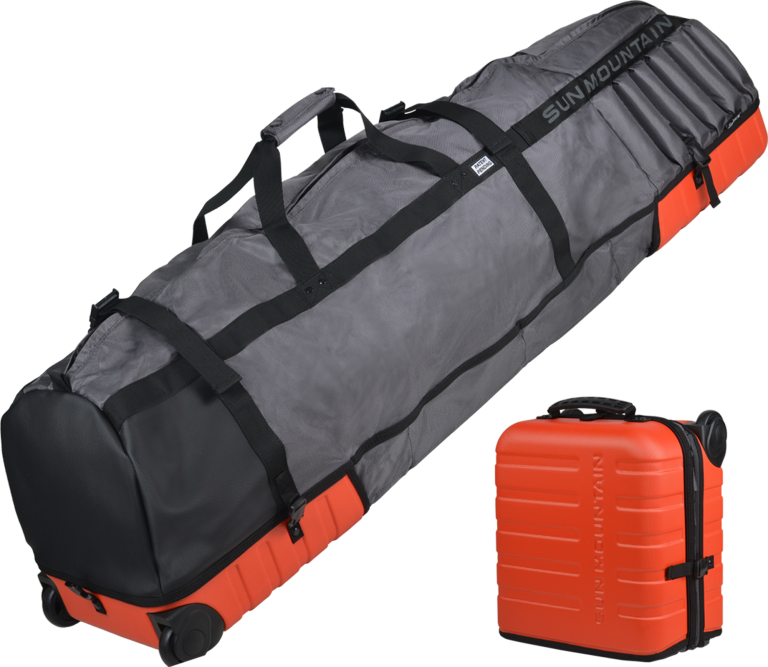 Sun Mountain launches next-generation golf travel cover