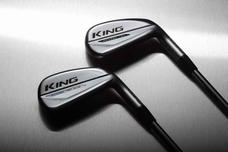 Cobra launches new KING Forged TEC Irons