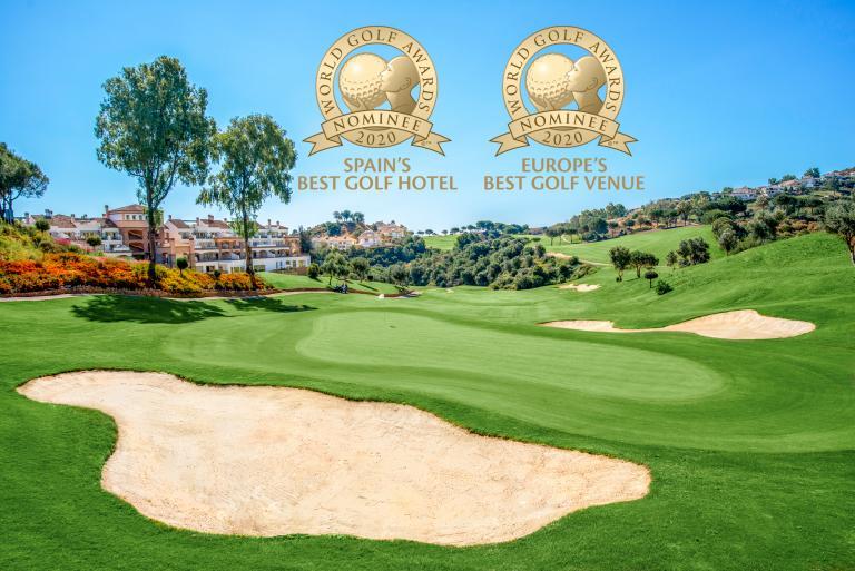 La Cala nominated for two prestigious golf awards