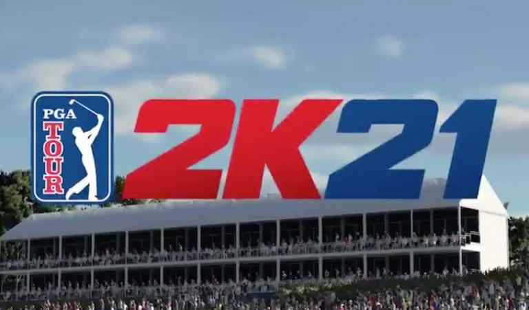 PGA TOUR 2K21: The new golf video game about to drop!