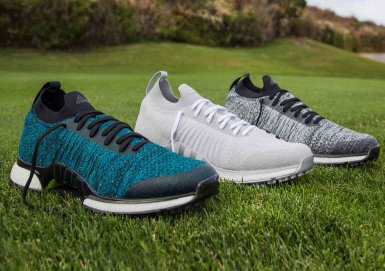 adidas golf introduces waterproof Tour360 XT Primeknit