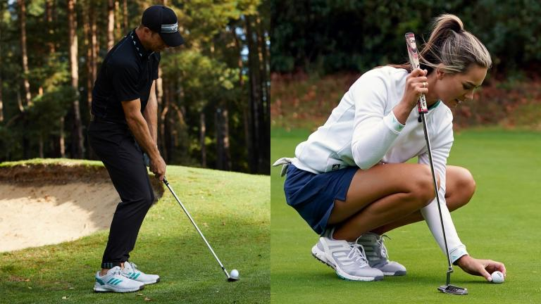 NEW: adidas Golf launches special throwback EQT Golf Shoes and Apparel