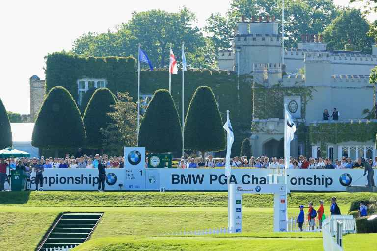 WIN BMW PGA Championship hospitality package