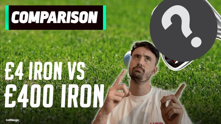 £4 iron vs £400 iron: how much BANG do you really get for your buck?