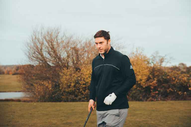 Matt Banahan features on Ollie Gallant's new golf YouTube channel