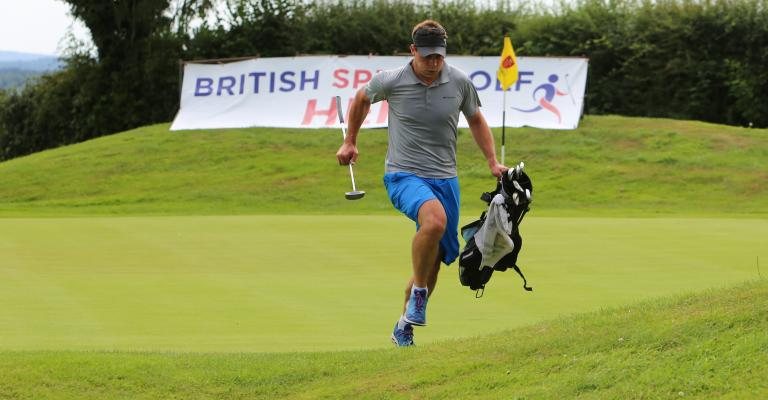 2017 british open speedgolf