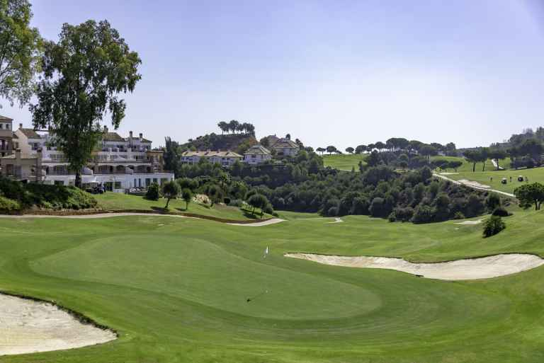 Major refurbishment work complete as La Cala's Asia course reopens