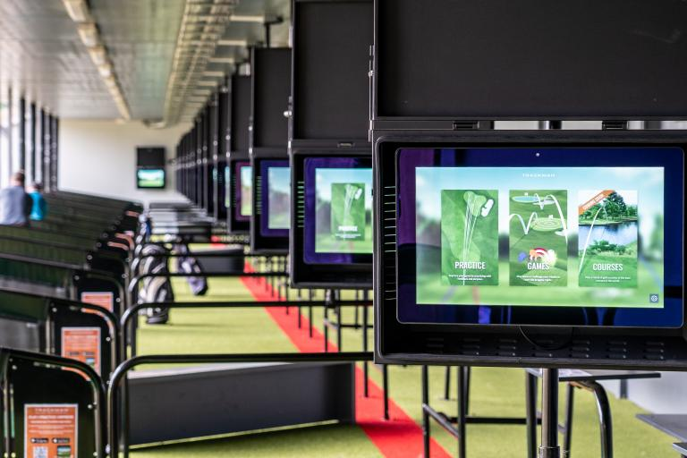 BGL venues become first Trackman Range facilities in England