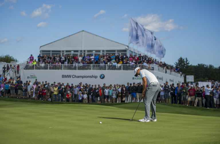 BMW Championship 2019: Round 1 groups and UK tee times