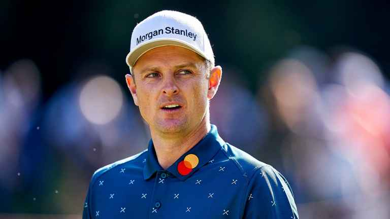Justin Rose has officially SPLIT from Honma Golf