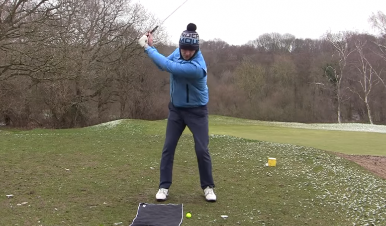 Driver Swing vs Iron Swing: the main differences and drills for both
