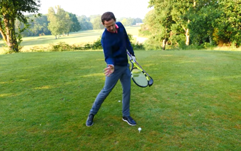 How to hit your driver STRAIGHT: 3 very simple steps