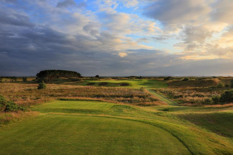 Golf lodge bookings go live at forefront of Dundonald Links' £25m investment