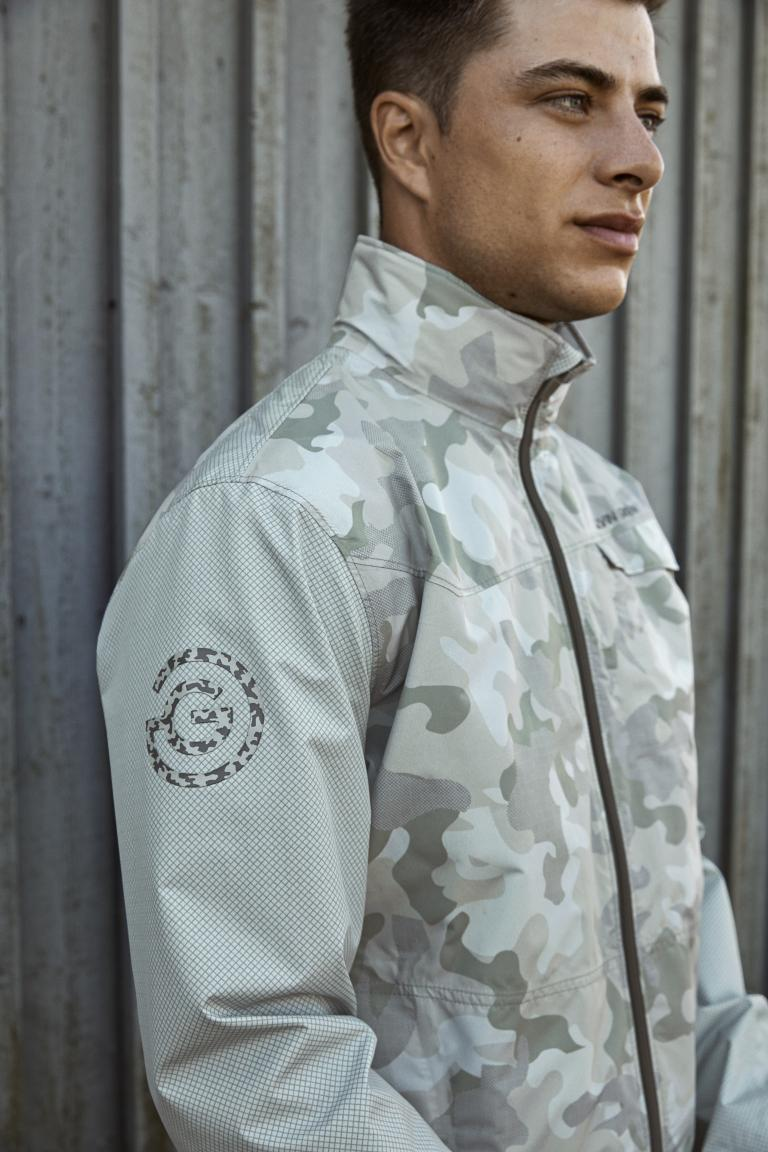 Galvin Green launches military-inspired EDGE range for younger golfers