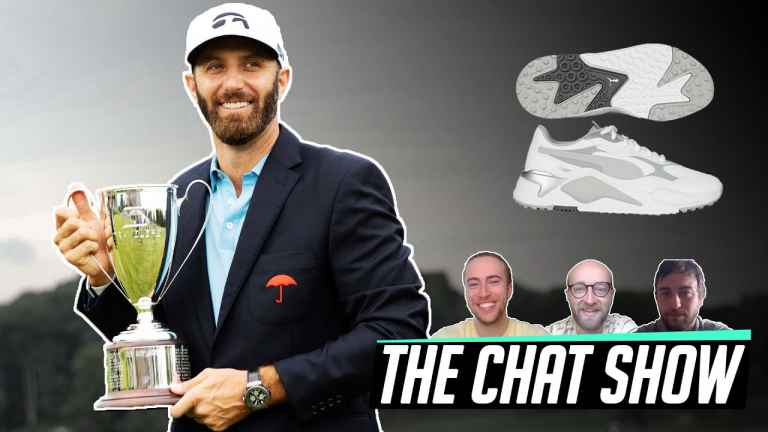 Could Dustin Johnson win a major this year?
