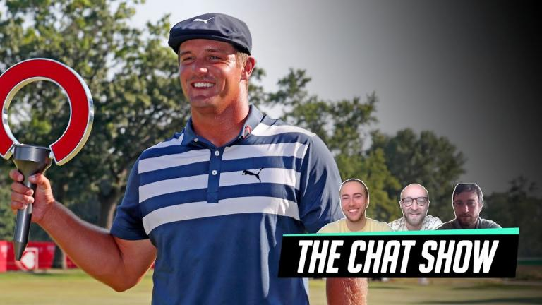 Bryson DeChambeau could make light work of Augusta at The Masters