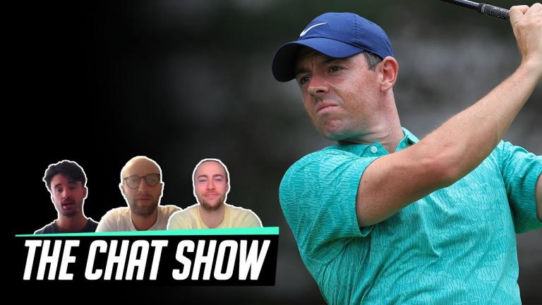 """Rory McIlroy doesn't even look like a top 50 player right now"""