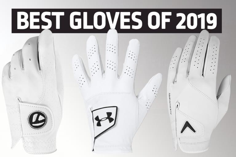 Best golf gloves 2019