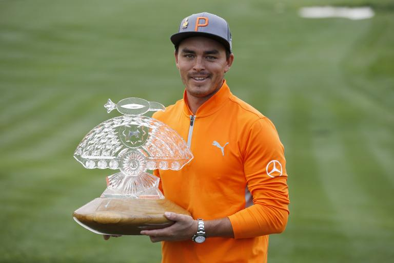 Rickie Fowler: What's in the bag?