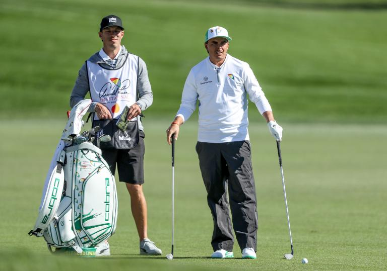 65f7bac6139 WINNERS REVEALED! PUMA's Arnold Palmer limited edition bag and shoes ...