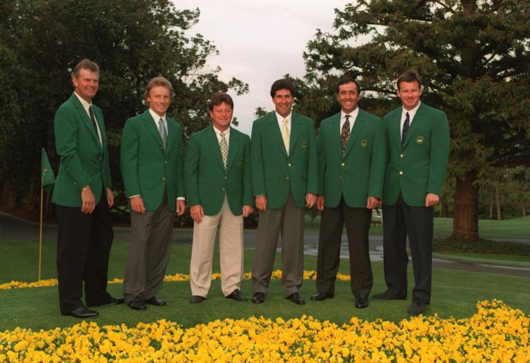 Masters winners quiz: how many of these 12 former winners can you identify?