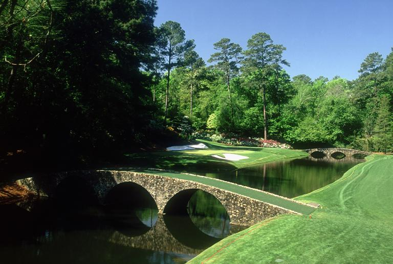 Tour pros vote on WORST and BEST hole at Augusta, home of The Masters