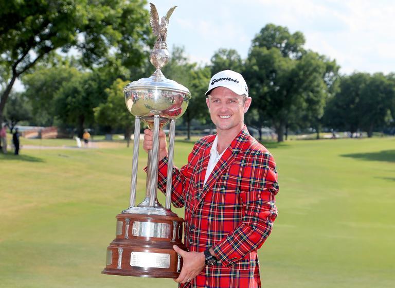 Justin Rose cruises to Fort Worth Invitational win on PGA Tour