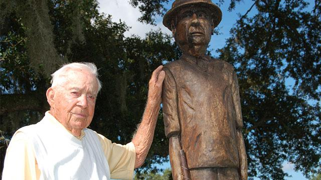 Gus Andreone became a PGA professional in 1939.