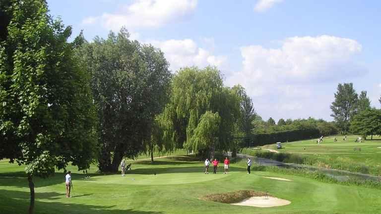 Golf club baffled as 15 of its flags go missing