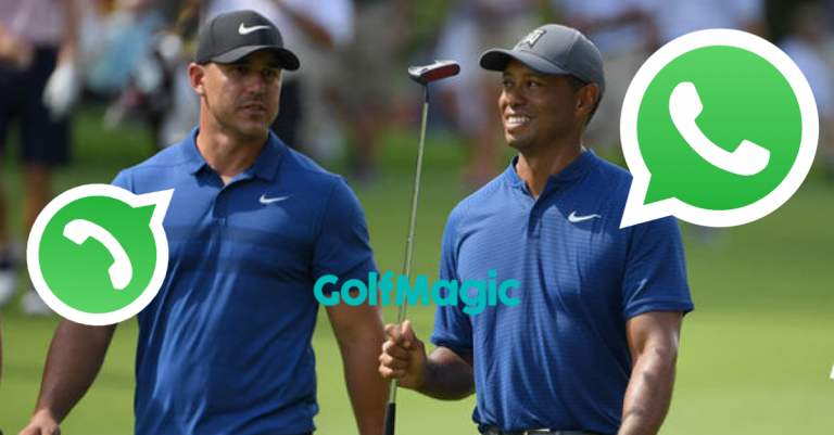 PGA Tour WhatsApp group chat reacts to Brooks Koepka's US PGA win...