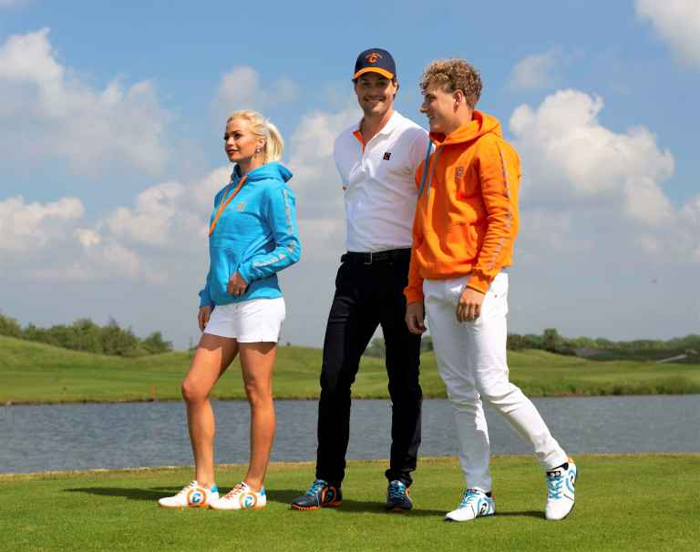 Duca del Cosma steps up for the KLM Open