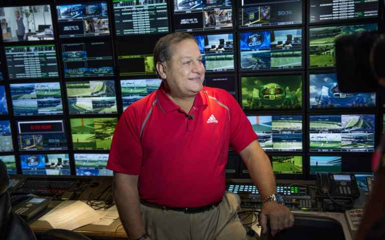 CBS Sports shakeup continues with Lance Barrow replaced | GolfMagic
